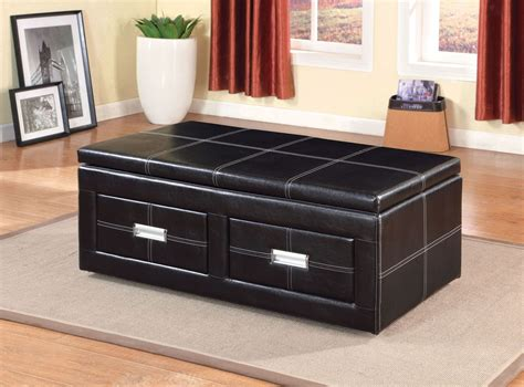 lift top storage ottoman ostel 2 drawer lift top storage ottoman from furniture of