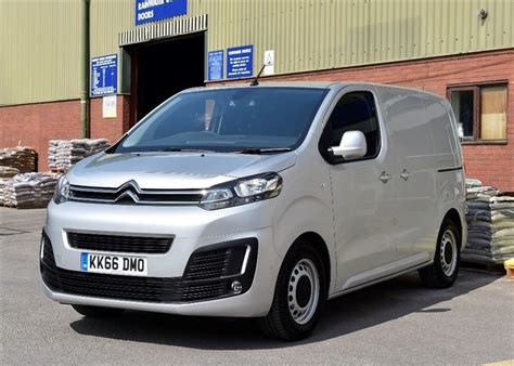new citroen dispatch citroen dispatch 2016 van review honest john