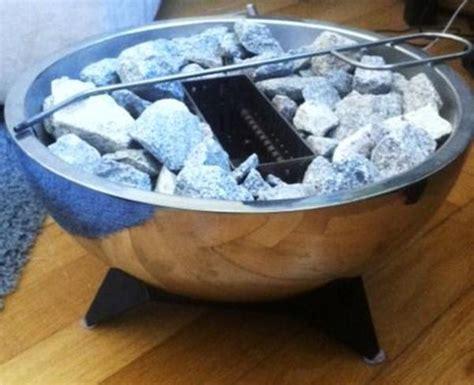 feuerschale brennpaste alfra ethanol feuerschale edelstahl schwarz