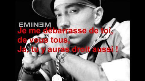 eminem go to sleep eminem go to sleep traduction fran 231 aise feat obie