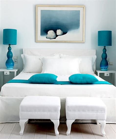 bedroom aqua turquoise and maroon interior the interior decorating rooms