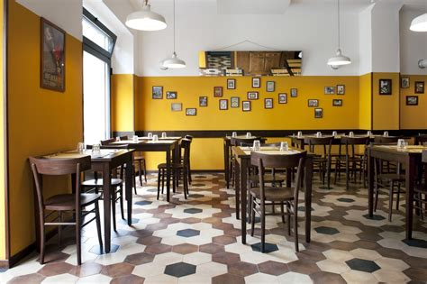 cafe design magazine tripe restaurant in milan old school restaurant interior
