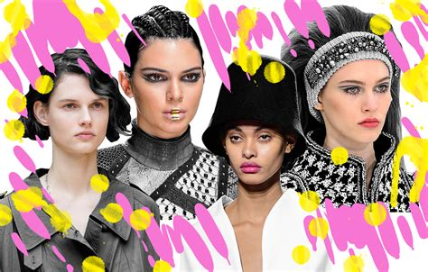 Fashion Week Trends 3 by 3 Fashion Week Makeup Trends For Fall Winter 2017