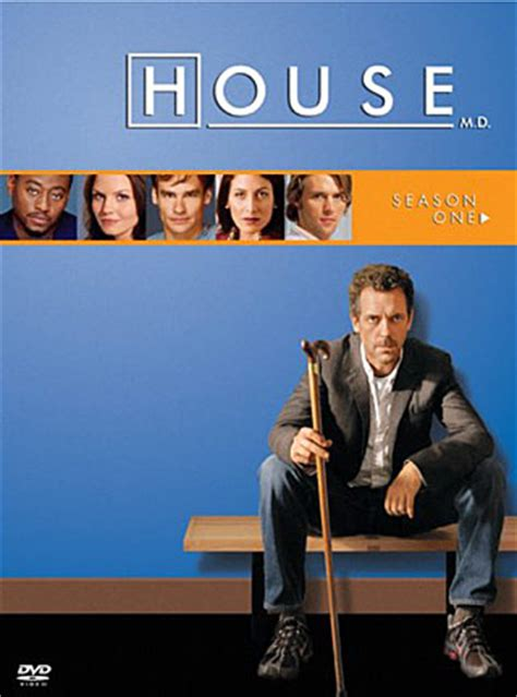 House Season 1 house m d guide complete house season one dvd