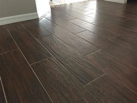 home design tips for achieving realistic faux wood tile