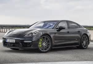 Porsche Panamera S E Hybrid Price 2018 Porsche Panamera Turbo S E Hybrid Specifications