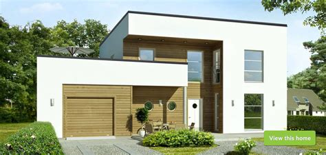 Efficient Small Home Plans by Timber Framed Homes Self Build From Scandinavian Homes