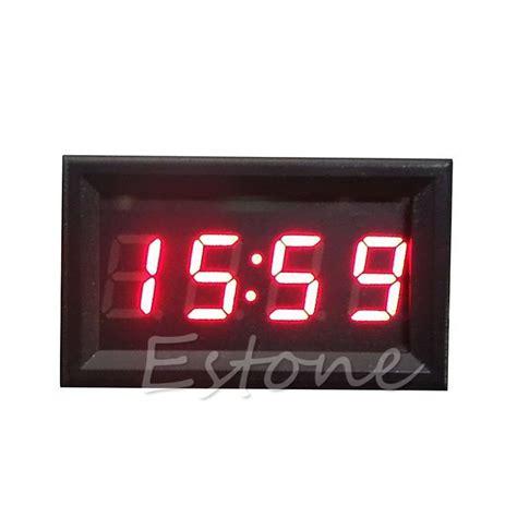 buy digital clock online buy wholesale motorcycle digital clocks from china