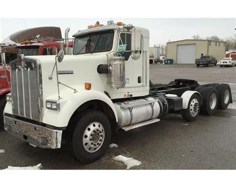 2012 kenworth w900 for sale 2012 kenworth w900 day cab truck for sale ogden ut