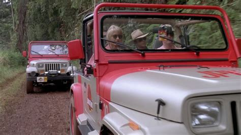Jurassic Park 1 Jeep Jurassic Park Jeep View Topic Hd Screen