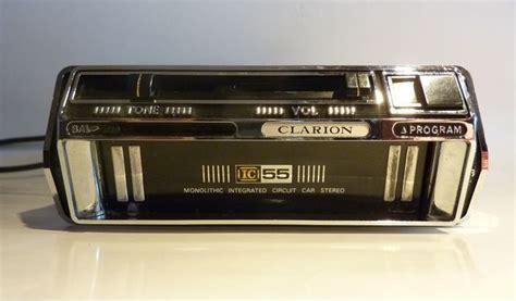 lettore di cassette lettore di cassette a otto tracce clarion ic 55 monol