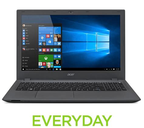 Laptop Acer Aspire E 1432 buy acer aspire e15 e5 573 15 6 quot laptop grey free delivery currys