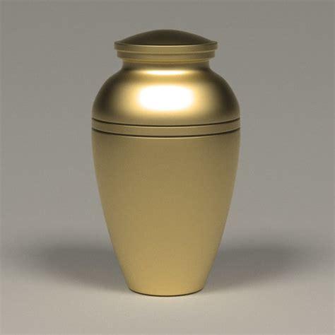Cremation Vase 3d Funeral Urns