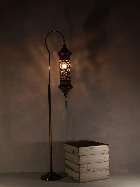 hanging lantern floor l the pixie
