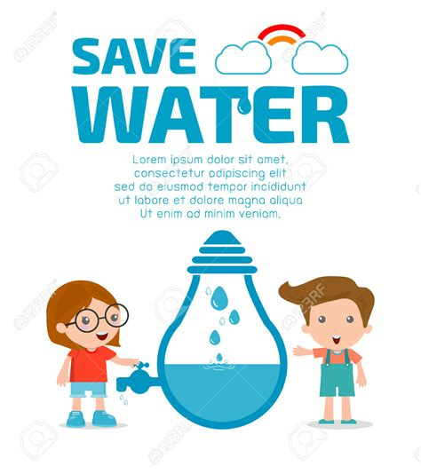 water for children water conservation for www pixshark images