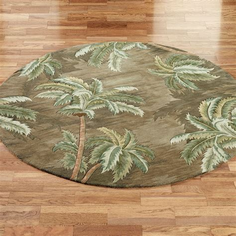 Palm Tree Bathroom Rugs Palm Tree Rug Roselawnlutheran