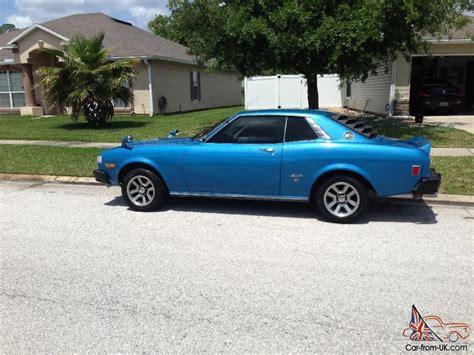 1976 toyota celica 1976 toyota celica gt coupe