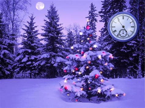 christmas clock screensaver free download christmas christmas clock screensaver by download for free