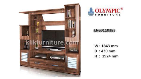 Olympic Rak Tv lhs0110383 lemari hias tv viano olympic