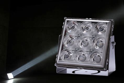 Stanley Lights by Stanley Release Ultra Narrow Light Angle Led Flood Light