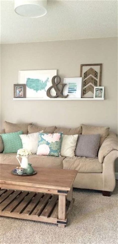 Cute Home Decorations by Nice A Cute Ledge Gallery Wall Simple And Sweet Tips