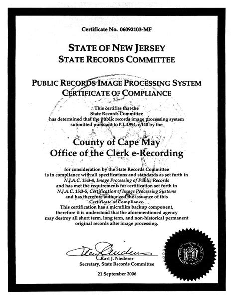 Cape May County Property Tax Records Cape May County
