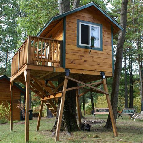 tree house plans and designs free free standing tree house plans designs