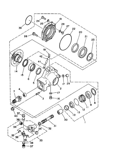 04 yamaha kodiak 400 wiring diagram 04 automotive wiring