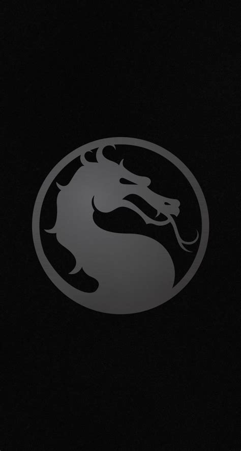 wallpaper iphone 5 mortal kombat download mortal kombat x logo hd wallpaper for iphone 5