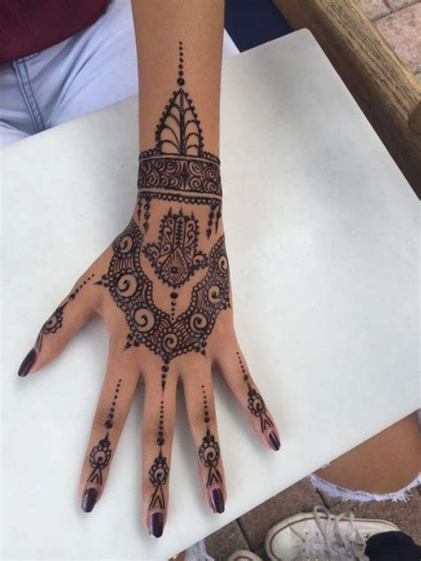 henna tattoo cuanto dura 17 meilleures id 233 es 224 propos de mod 232 les tatouages au henn 233