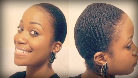 styling gel on afro hair styling your twa no heat how to slick down short afro