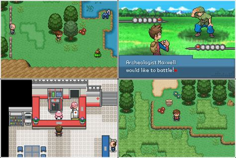 Tutorial Hack Rom Pokemon | image gallery pokemon hacks