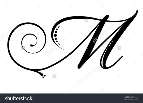 Name Letter M letter m stock photos images pictures