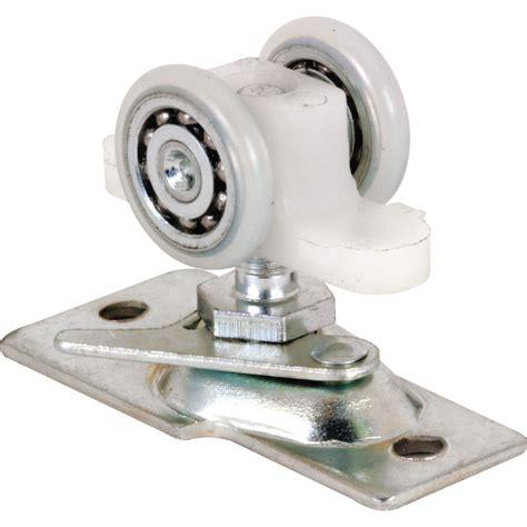 Pocket Door Tracks And Rollers by Shop Prime Line Top Mounted Pocket Door Roller At Lowes
