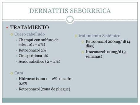 dermatitis seborreica tratamiento cuero cabelludo dermatitis seborreica med ii upao gianamrco guzman castillo