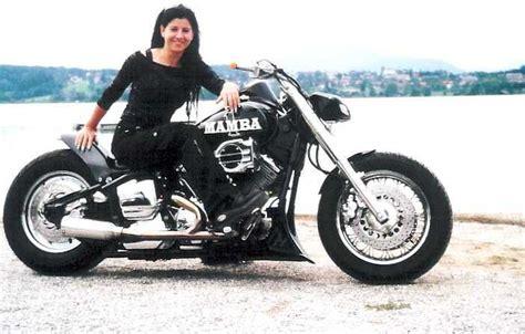 Tieferlegung Yamaha Xvs 1100 by Mamba Bandit Cycles