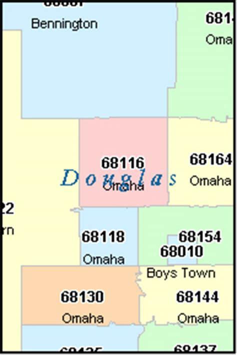 zip code map omaha omaha nebraska zip code
