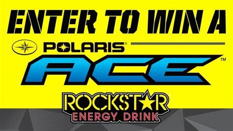 Circle K Sweepstakes - rockstar circle k polaris ace sweepstakes rockstar energy drink