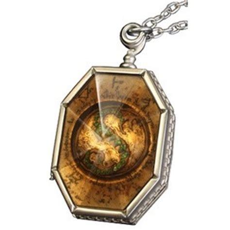horcrux locket necklace polyvore