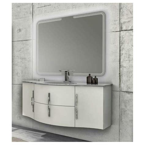 mobile da bagno sospeso baden haus mobile da bagno sospeso 138 cm sting grigio