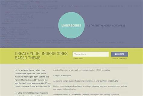 best theme for developers best starter themes for developers cmsaddons