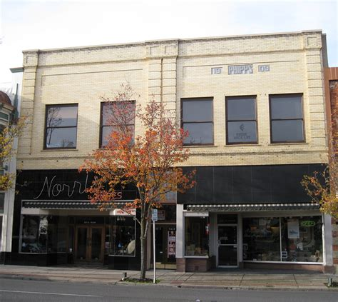 medford downtown historic district medford oregon u s