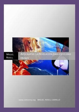 el apocalipsis develado y las trompetas edition books calam 233 o el apocalipsis