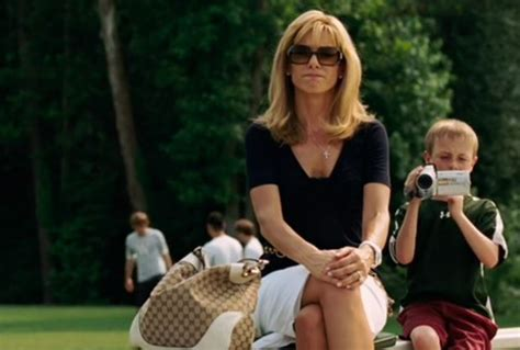 themes in the blind side film the blind side academy award winner sandra bullock screen