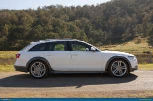 A6 Audi Allroad Audi A6 Allroad History Photos On Better Parts Ltd