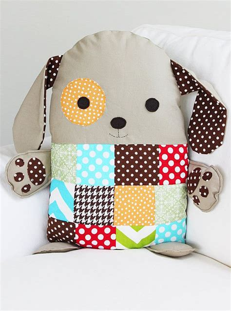 Patchwork Toys Free Patterns - sewing pattern patchwork pillow pattern by