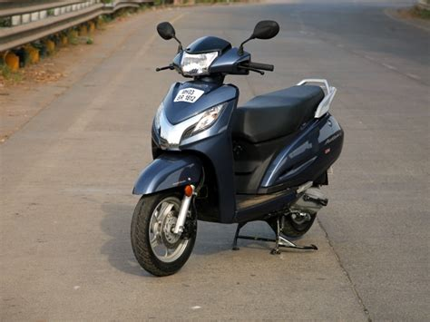 honda activa i 125 top 10 best scooty for and in india 2014