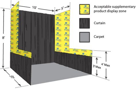 Booth Layout En Francais | expozoo booth layout and regulations pijac canada