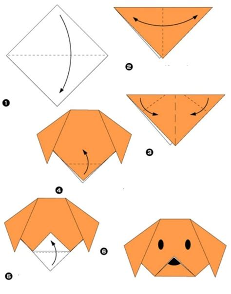 Origami Simple - 25 best ideas about simple origami for on