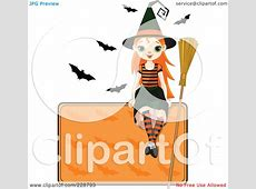 Royalty-Free (RF) Clipart Illustration of a Halloween ... About:blank Free Halloween Clipart
